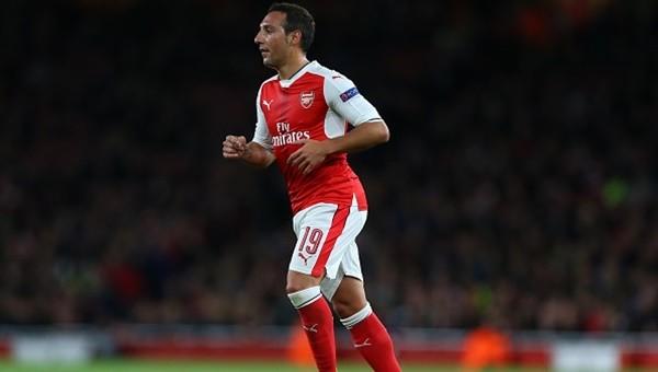 Arsenal'de Cazorla üzüntüsü! 3 ay yok...