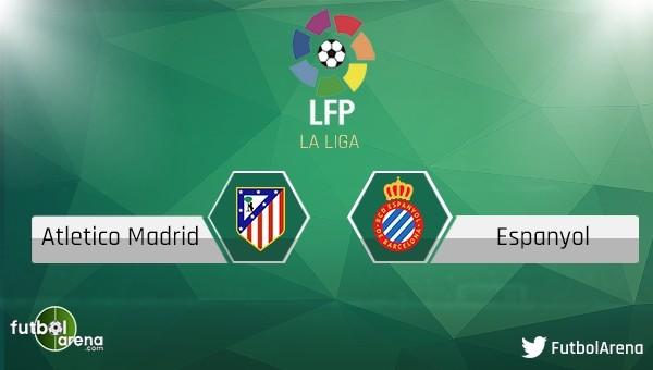 Atletico Madrid - Espanyol maçı saat kaçta, hangi kanalda?