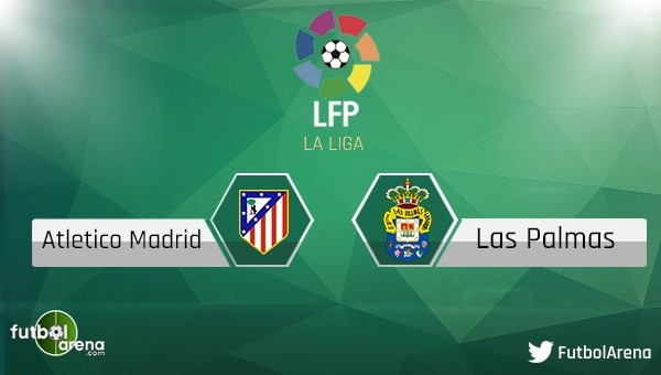 Atletico Madrid - Las Palmas maçı saat kaçta, hangi kanalda?