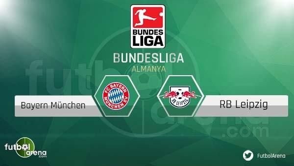 Bayern Münih - RB Leipzig maçı saat kaçta, hangi kanalda?