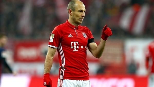 Bayern Münih'ten Arjen Robben açıklaması