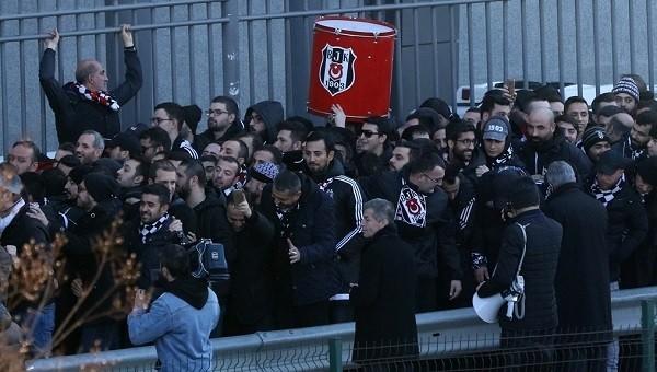 Beşiktaş taraftarı 5 yıl sonra Kadıköy'de!'