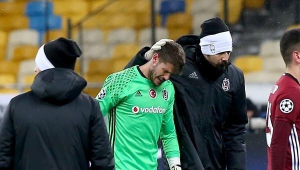 Beşiktaş'ın kalecisi Fabri neden ağladığını açıkladı