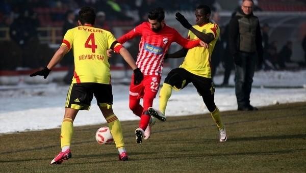 Boluspor 1-5 Yeni Malatyaspor maç özeti ve golleri