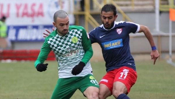 Boluspor 3-1 Darıca Gençlerbirliği maç özeti ve golleri