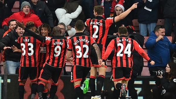 Bournemouth'tan nefis geri dönüş! Liverpool dağıldı