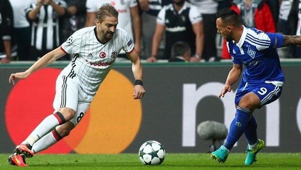 Caner Erkin'den Beşiktaş'a tam destek
