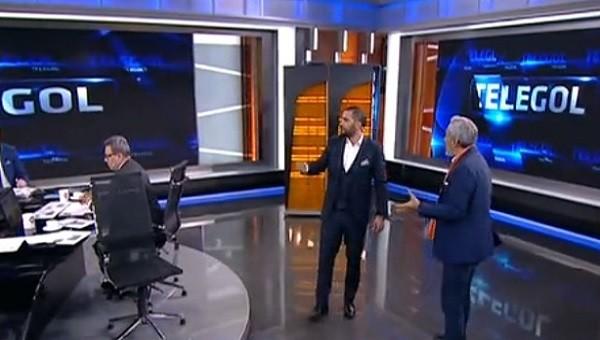 Canlı yayında Bruma tartışması! Ümit Karan ve Adnan Aybaba...