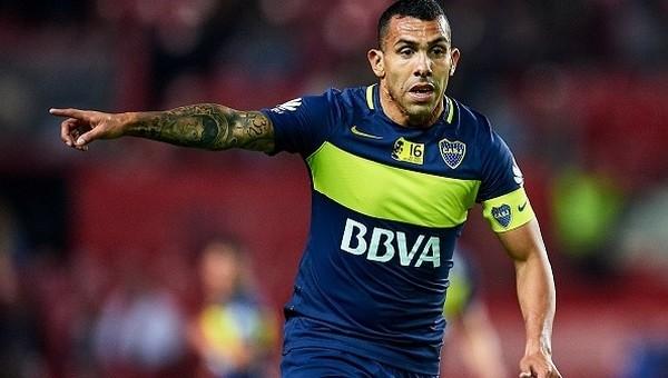 Carlos Tevez'e yıllık 40 milyon Euro'luk teklif