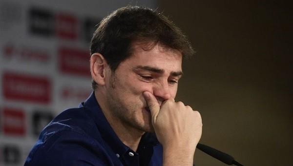 Casillas, Real Madrid'den neden ayrıldığını açıkladı