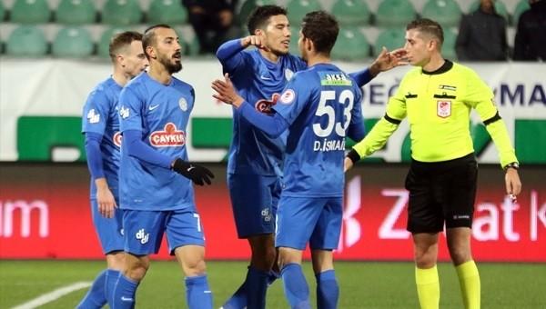 Çaykur Rizespor 4 - 1 Sancaktepe Belediyespor maçı özeti ve golleri