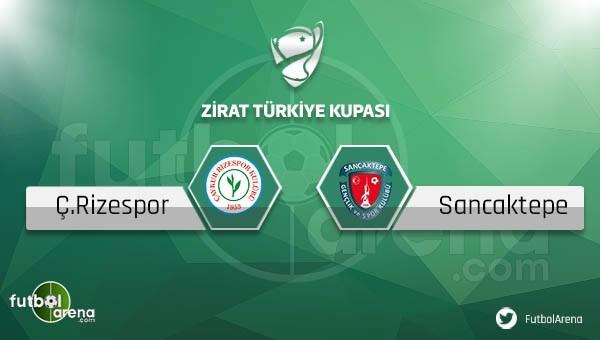 Çaykur Rizespor - Sancaktepe Belediyespor maçı saat kaçta, hangi kanalda?