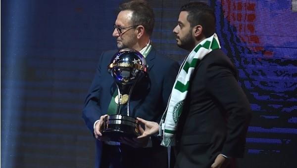 Chapecoense, Sudamericana Kupasını aldı