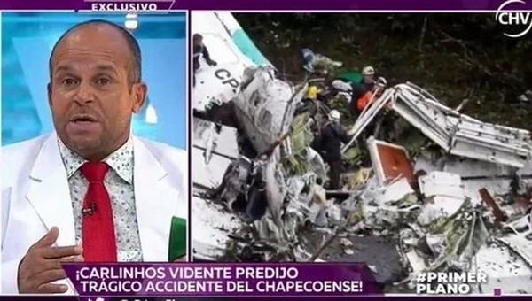 Chapecoense'nin uçak kazasını bilen medyumdan olay iddia