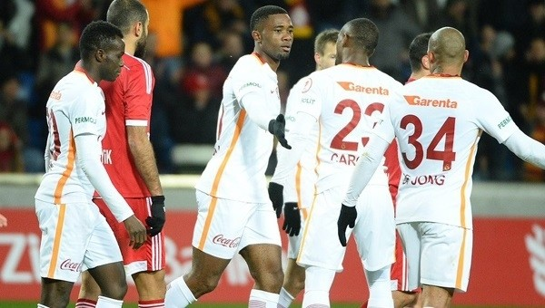 Chedjou'dan Galatasaray'a 1,7 milyon Euro