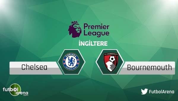 Chelsea - Bournemouth maçı saat kaçta, hangi kanalda?