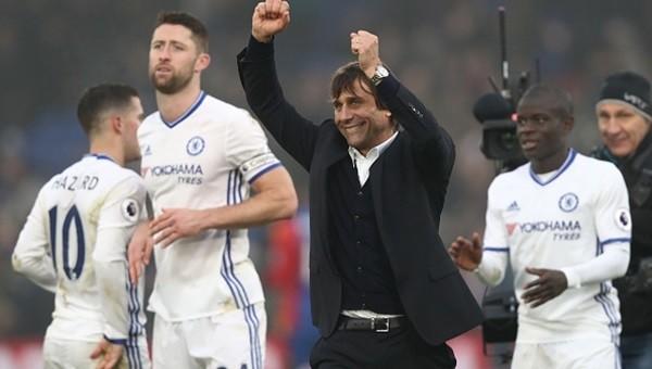 Chelsea yine kazandı! 11 maç....