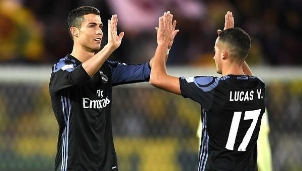 Club America 0-2 Real Madrid maç özeti ve golleri