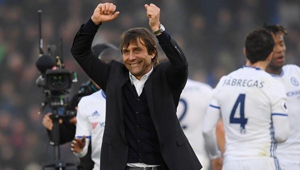 Conte, Mourinho'yu geçti! Sırada Premier Lig rekoru