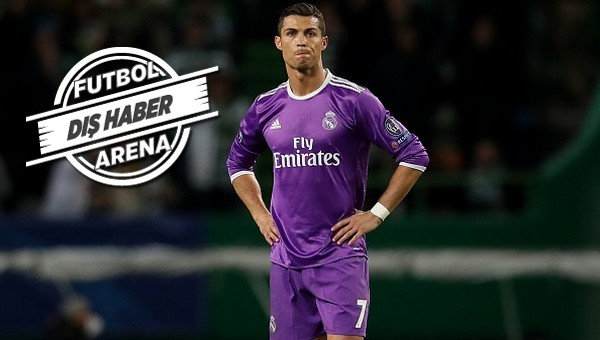 Cristiano Ronaldo için olay iddia