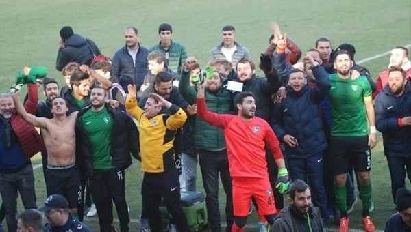 Denizlispor'da galibiyet sevinci