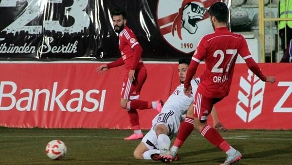 Elazığspor - Tuzlaspor maçı özeti ve golü