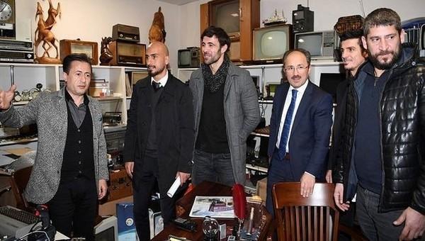 Eski futbolcular Tuzlaspor yönetiminde