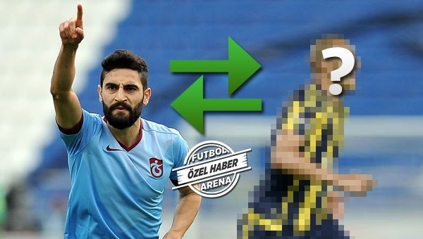 Fenerbahçe ve Trabzonspor arasında dev takas