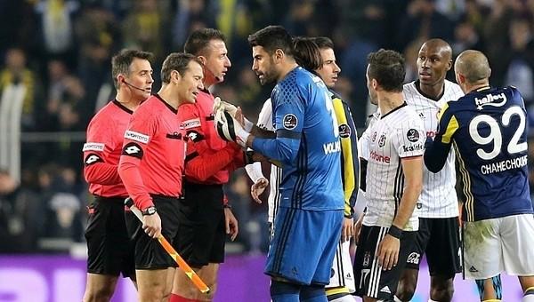 Fenerbahçe'den Hüseyin Göçek isyanı