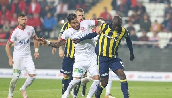 Fenerbahçe'nin Antalyaspor şanssızlığı