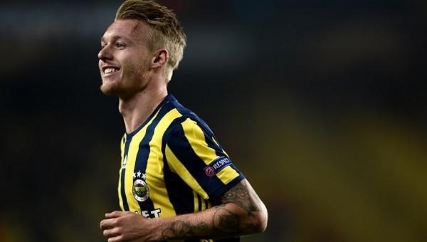 Fenerbahçe'nin Simon Kjaer kararı