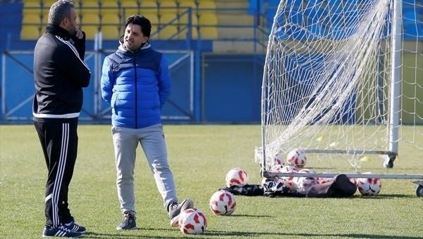 Fenerbahçe'ye mağlup olan Suat Kaya'dan Galatasaray'a mesaj