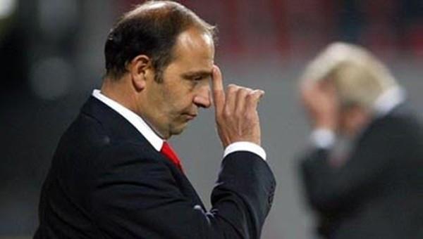 Fuat Çapa'dan Malatyaspor maçı sonrası veryansın