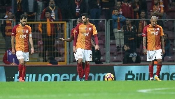 Galatasaray aynı golü yedi!