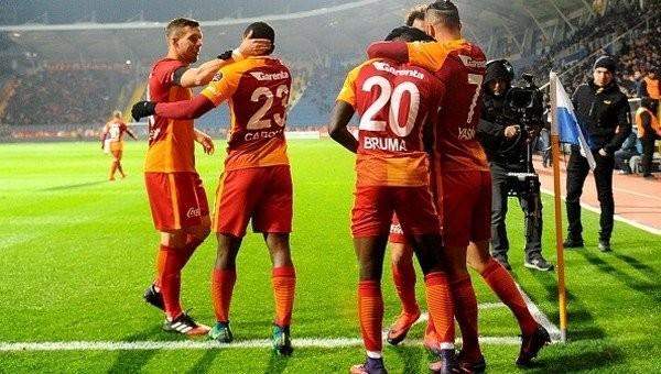 Beşiktaş, Galatasaray'ı hırslandırdı