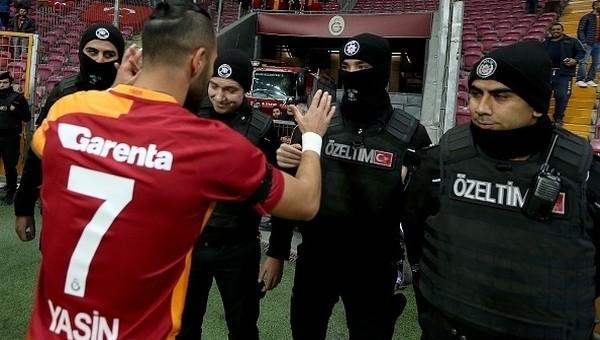 'Galatasaray, Türkiye'ye 'Yasin' okuttu'