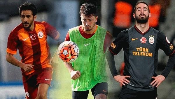Galatasaray'da 4 oyuncunun sözleşmesi feshediliyor
