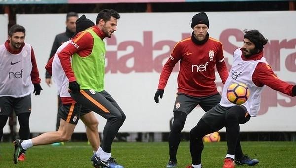 Galatasaray'da Alanyaspor öncesi 5 eksik