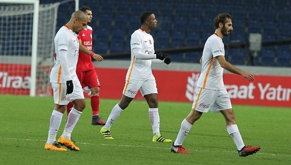 Galatasaray'da büyük operasyon başladı