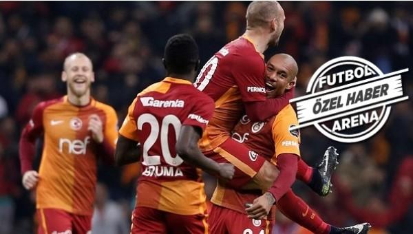 Galatasaray'da Noel izni verilmedi