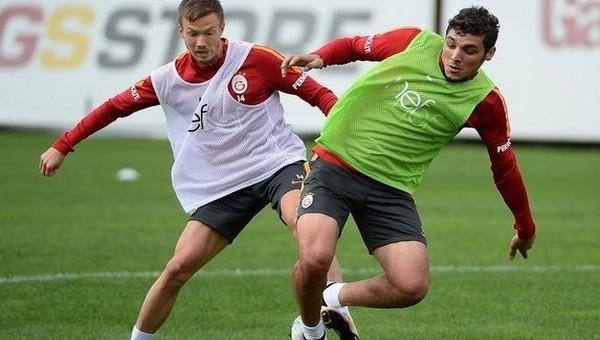 Galatasaray'da Salih Dursun ayrılıyor