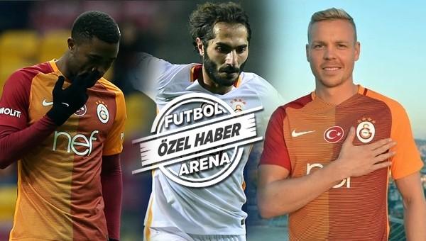 Galatasaray'dan 3 ayrılık kararı birden!