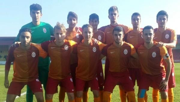 Galatasaray'ın gençlerinden fair-play örneği