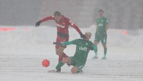 Gaziantepspor - Kırklarelispor maçı özeti ve golleri