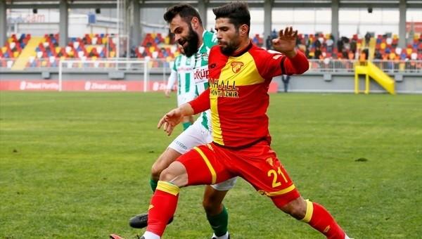 Göztepe - Yeni Amasyaspor maçı özeti ve golleri