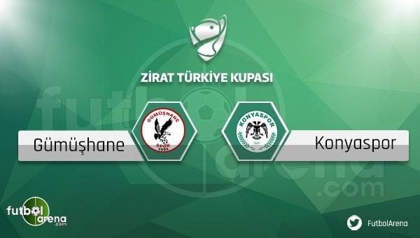 Gümüşhanespor - Konyaspor maçı saat kaçta, hangi kanalda?