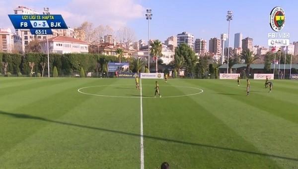 Günün ilk derbisinde Beşiktaş farka gitti