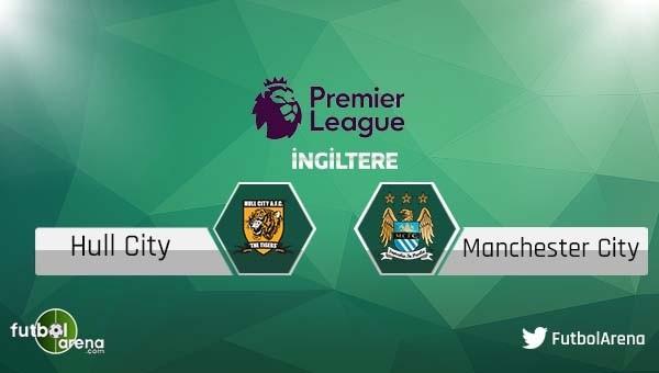 Hull City - Manchester City maçı saat kaçta, hangi kanalda?