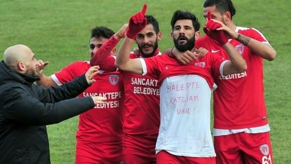 İnegölspor 1-2 Sancaktepe Belediyespor maç özeti ve golleri