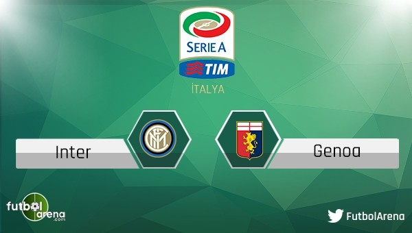Inter - Genoa maçı saat kaçta, hangi kanalda?
